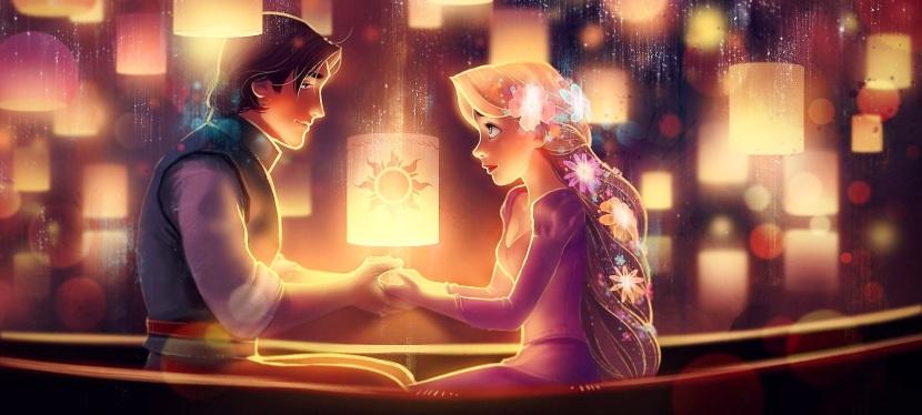 My true love in mydreams